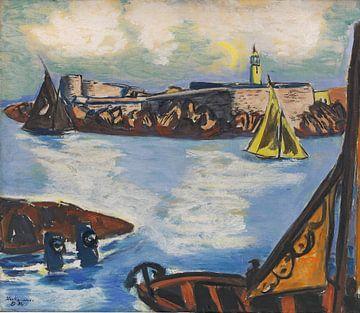 Château d'If, MAX BECKMANN, 1936