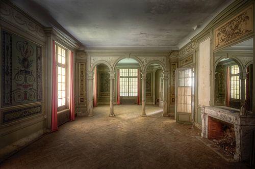 Sprookjes kamer van Roman Robroek