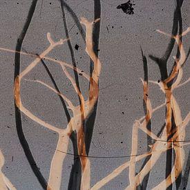 De bladeren zijn gevallen van Christine Nöhmeier