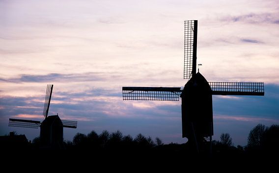 Molens in Heusden