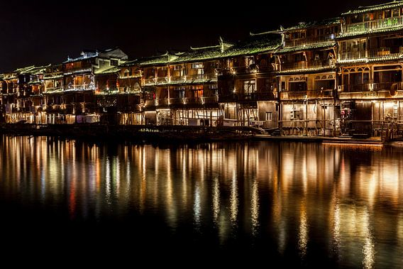 Fenghuang reflectie