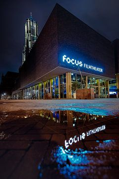 Focus Cinéma Arnhem sur Jeroen Diks