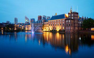Den Haag, Hofvijver van Sjoerd van der Hucht