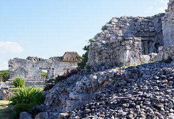 Maya-Ruinen Tulum von Jadzia Klimkiewicz