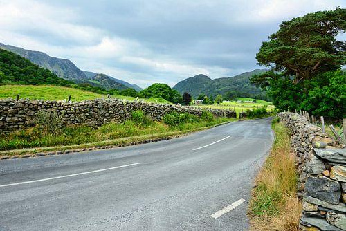 Road in Borrowdale