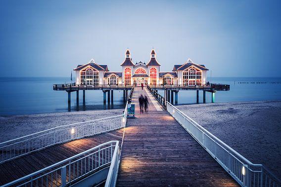 Rugen Island - Sellin Pier