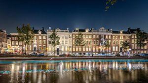 Herengracht - waar ging de kanaalboot heen?