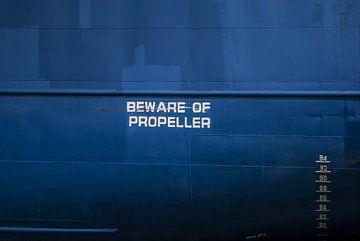 Pas op voor propellers van Norbert Sülzner