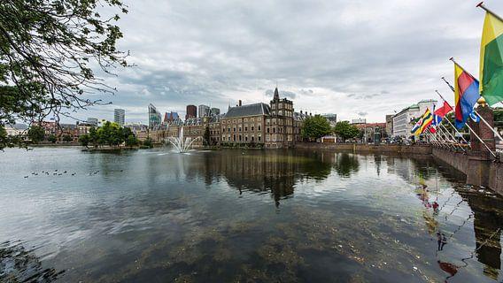 Hofvijver Den Haag  van ProPhoto Pictures