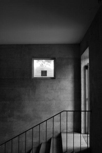 Berlijn in Black and White von Mark de Weger