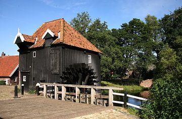 Watermolen Diepenheim. van Hans Jansen