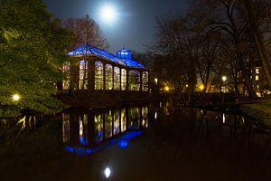 Hortus Amsterdam volle maan