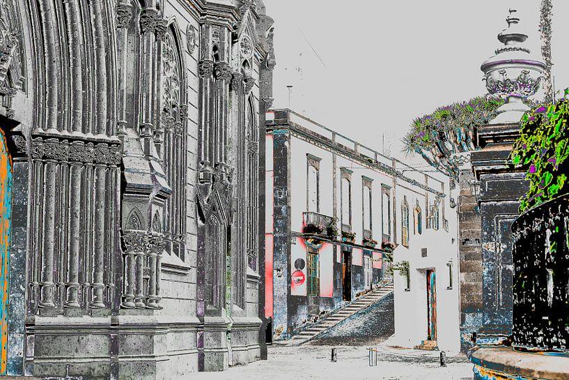 Italiaanse straat van arjan doornbos
