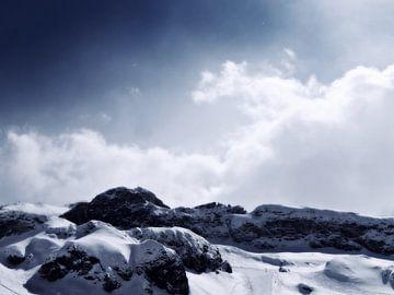 The magic of snow (4) van Christoph Van Daele