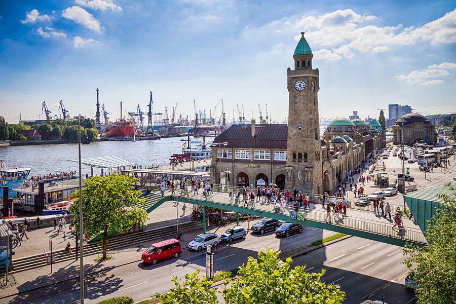 Hamburg van Jan Schuler