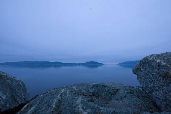 Noorwegen landschap van Rando Kromkamp