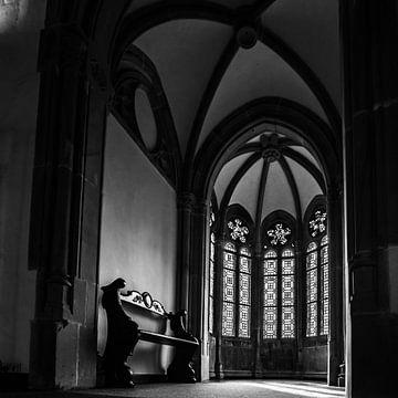 Inside Castle Bad Bentheim.