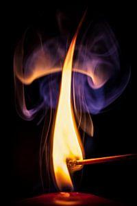 Wo Rauch ist, da ist auch Feuer.