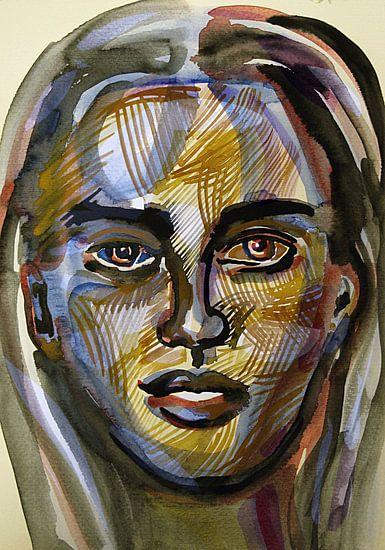 Face Forward 101115 van Eva van den Hamsvoort