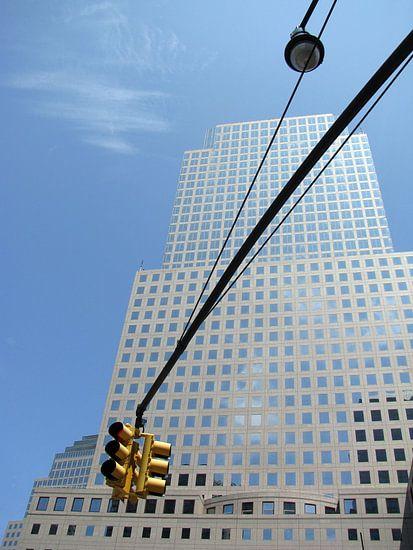Straatbeeld New York van Maartje Kuperus