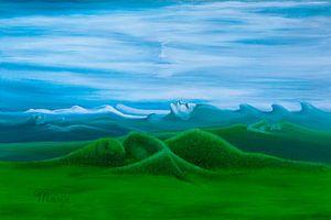 slapende bergen