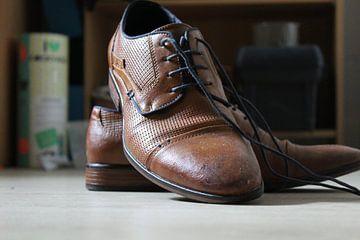 De schoenen van N.G Knijn