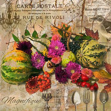 Herbstliches Stillleben van christine b-b müller