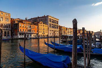 Canal Grande - Venise sur Dennis Eckert