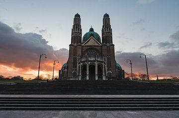 De Basiliek van het Heilig Hart van Werner Lerooy