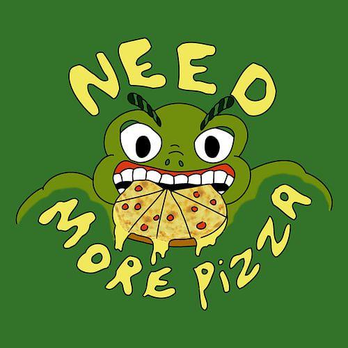 Pizza van