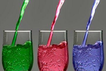 drie kleuren van Jürgen Wiesler
