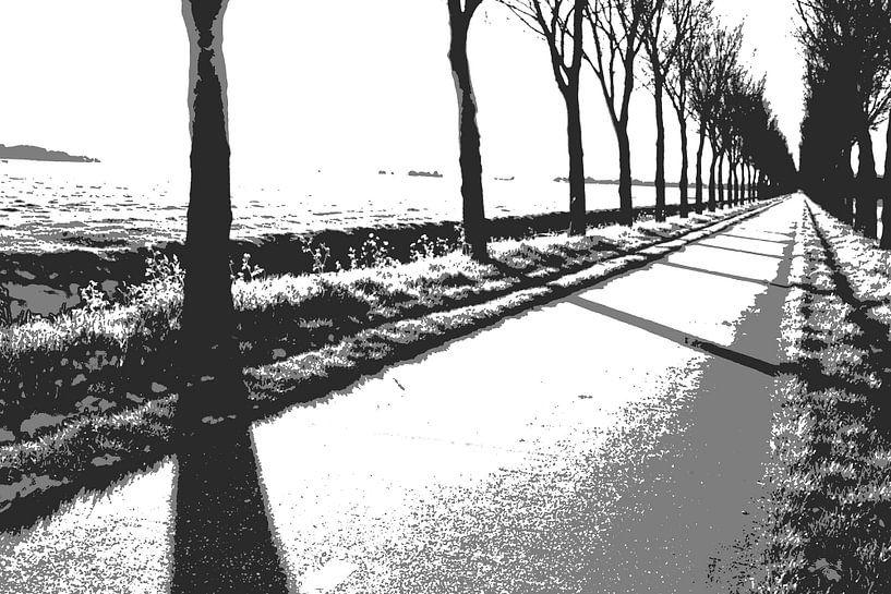 Landweg van Jan van der Knaap