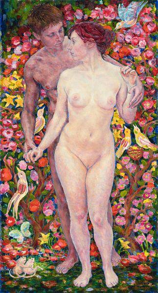 Adam und Eva von Gunter Langer