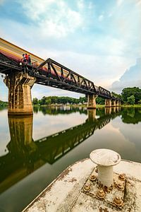 Brücke von Rogier Kwikkers
