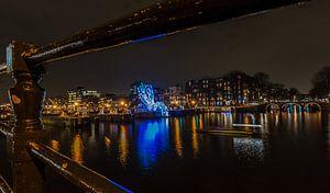 Lichtfestival Amsterdam 2016 van