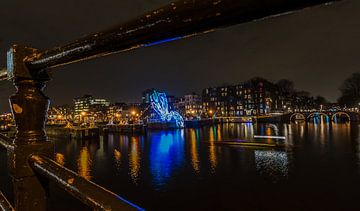Lichtfestival Amsterdam 2016 sur Boris de Weijer