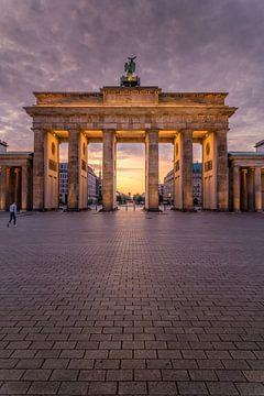 Brandenburger Tor Walk von Iman Azizi