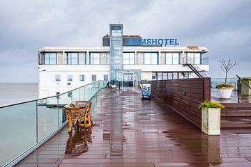 Eemshotel Delfzijl von Evert Jan Luchies