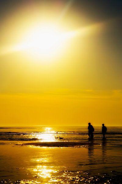 Strandwandeling van Jan van der Knaap