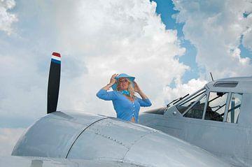 Jet Set Vogue II von Arthur Wijnen
