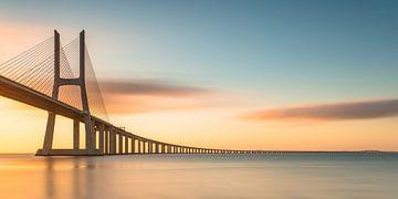 Ponte Vasco da Gama von Robin Oelschlegel