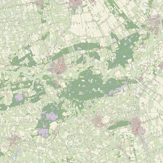 Kaart vanOmmen