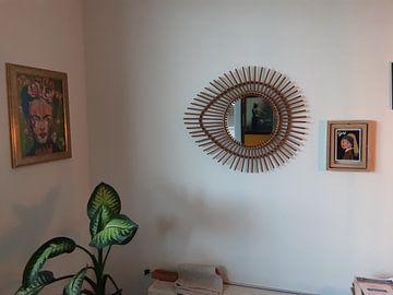 Kundenfoto: Frida von Kathleen Künstlerin von Kathleen Artist Fine Art