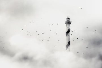 de mist, Piet Flour van 1x