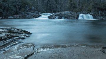 Linville Falls van Frank van Middelkoop