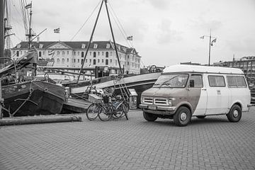 Historische scheepvaart van Fokke Terpstra