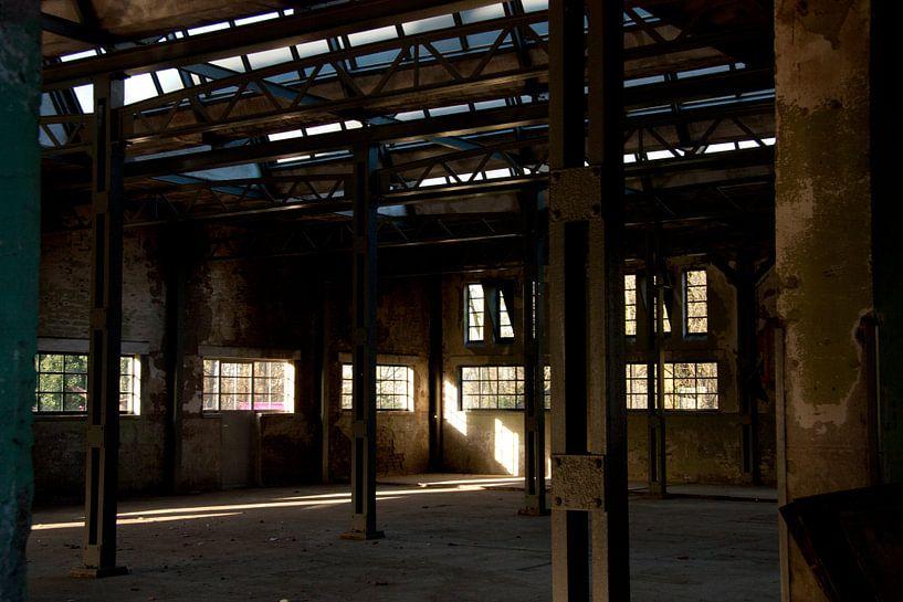 Verlaten gebouw Urban von Monique Struijs