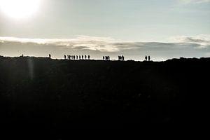 Boven op de vulkaan van Annelies Martinot