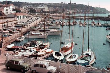 Arenys de Mar Spain 1966 sur