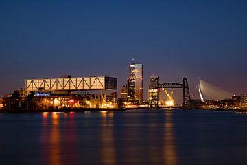 Maasboulevard Rotterdam van René Groenendijk